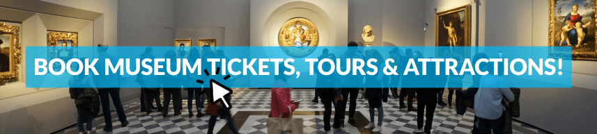 Book Museum Tickets and Tour