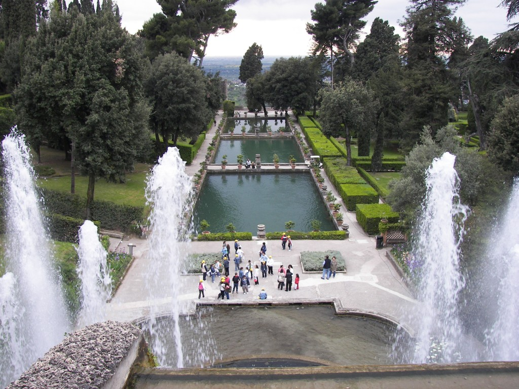 Villa d'Este Fishing Ponds | Tour Italy Now